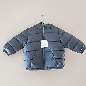 Baby Zara Quilted Jacket